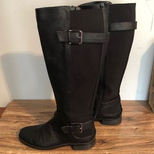 Aerosoles Override riding boots size 9M